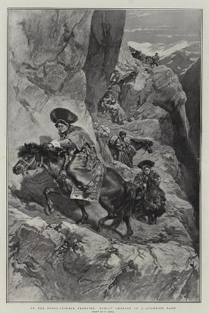 william-small-on-the-russo-chinese-frontier-buriat-amazons-on-a-mountain-path
