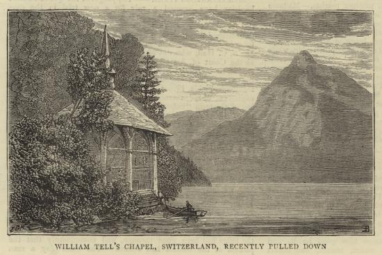 william-tell-s-chapel-switzerland-recently-pulled-down