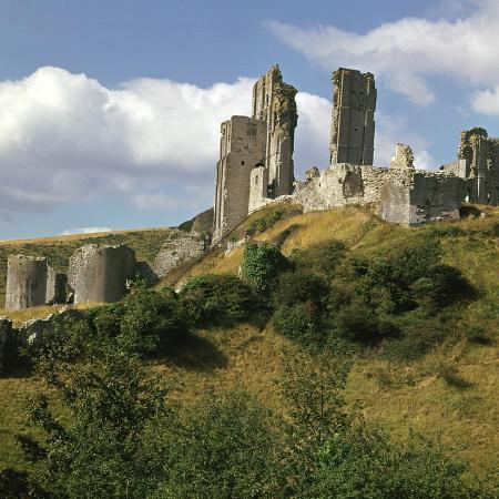 william-the-conqueror-corfe-castle-11th-century