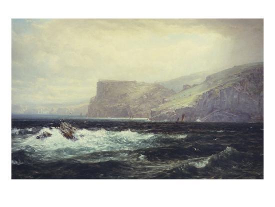 william-trost-richards-tintagel-coast-1884