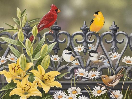 william-vanderdasson-iron-fence-with-lilies