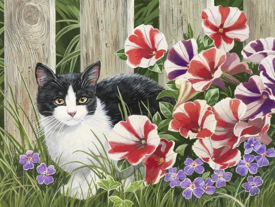 william-vanderdasson-minnie-in-the-petunias