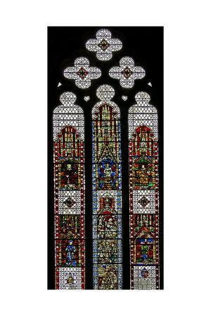 window-w32-depicting-st-george-st-lawrence-st-stephen-st-cuthbert-st-peter-st-anne-st-joachim