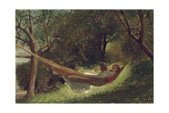 winslow-homer-girl-in-the-hammock-1873