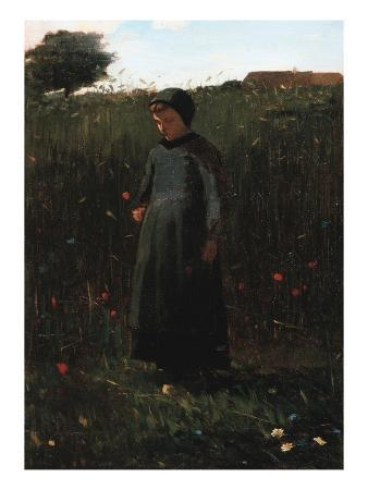 winslow-homer-the-flowers-of-the-field