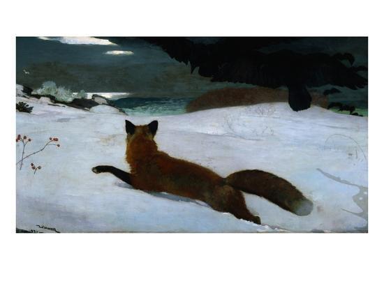 winslow-homer-the-fox-hunt