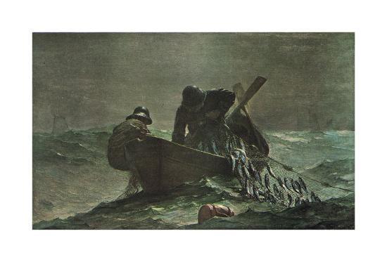 winslow-homer-the-herring-net-1885