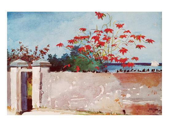 winslow-homer-wall-nassau-c-1898