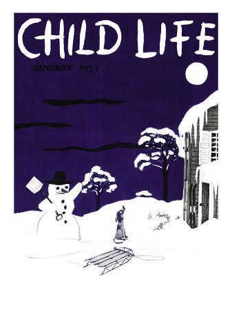 winter-night-child-life-january-1953