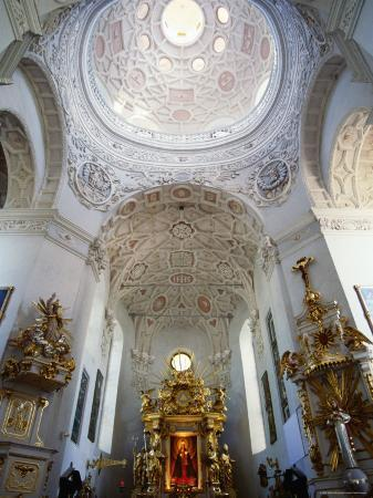 witold-skrypczak-interior-of-st-anne-church-koden-lubelskie-poland