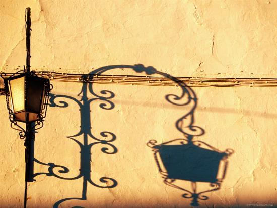 witold-skrypczak-lantern-and-shadow-at-church-of-victoria-archidona-andalucia-spain