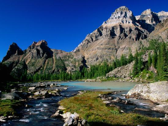 witold-skrypczak-mt-huber-on-right-and-wiwaxy-peaks-in-lake-o-hara-area-british-columbia-canada