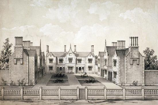 wl-walton-view-of-the-bookbinders-provident-asylum-balls-pond-road-islington-london-c1845