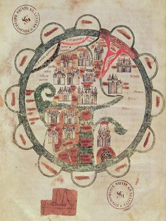 world-map-with-jerusalem-in-the-centre-from-chroniques-de-st-denis-circa-1275