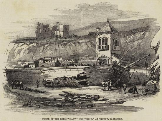 wreck-of-the-brigs-mary-and-hope-at-whitby-yorkshire