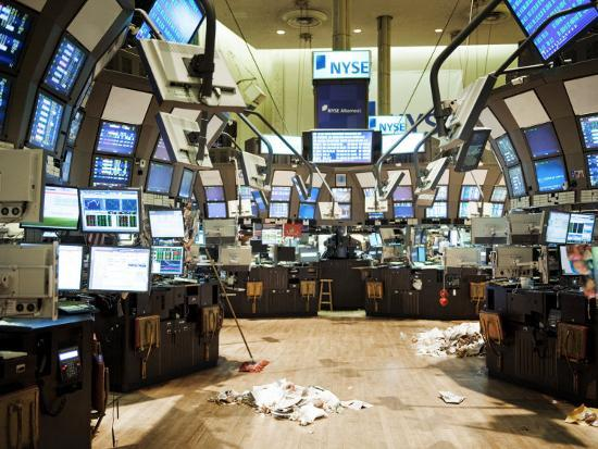 xpacifica-empty-stock-exchange-floor-after-close-of-business