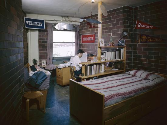 yale-joel-college-students-in-their-dorm-room-massachusetts-institute-of-technolog-cambridge-ma-1950