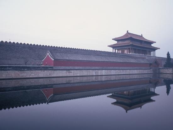 yang-liu-moat-surrounding-forbidden-city