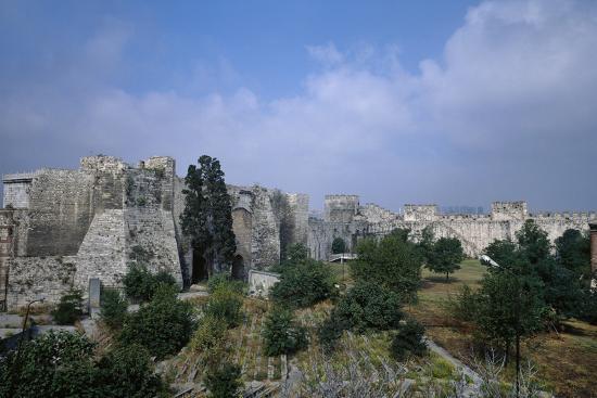 yedikule-fortress-15th-century-istanbul