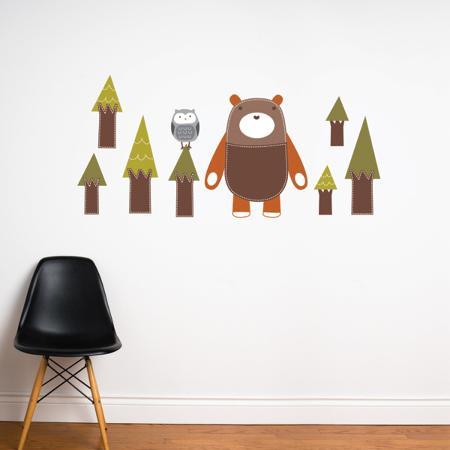 yuri-the-bear-wall-decal