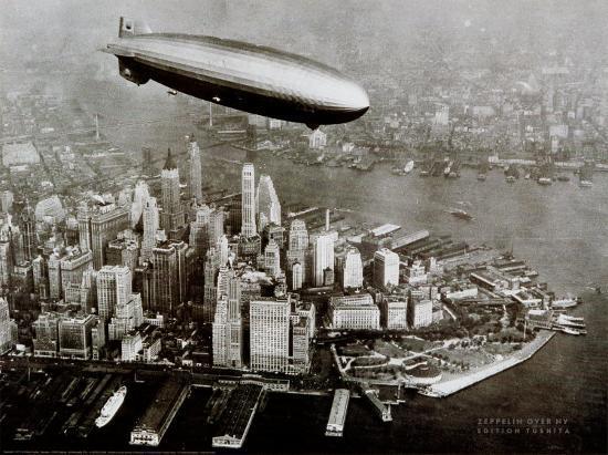 zeppelin-over-new-york
