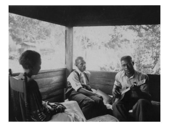 zora-neale-hurston-rochelle-french-and-gabriel-brown-in-eatonville-florida-recording-1935