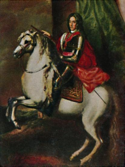 'Prinz Eugen von Savoyen 1663-1736', 1934-Unknown-Giclee Print