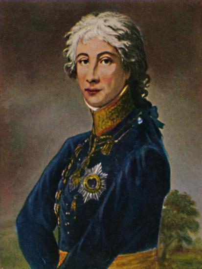 'Prinz Louis Ferdinand von Preußen', 1934-Unknown-Giclee Print