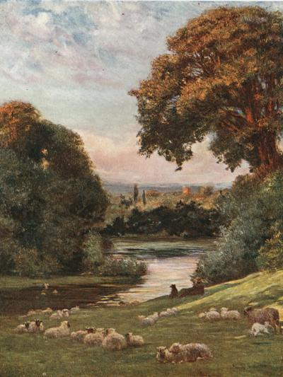 Prior Park, Bath-Francis S. Walker-Giclee Print