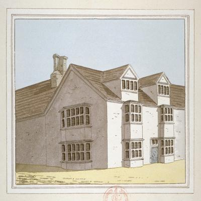 Priory at Hadley, Middlesex, C1800--Giclee Print