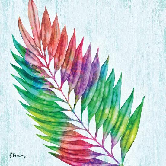 Prism Palm I-Paul Brent-Art Print