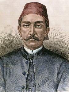 Abdul Hamid Ii (1842-1918). Sultan of the Ottoman Empire (1876-1909) by Prisma Archivo