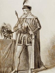 Bathory, Stephen I (1533-1586). King of Poland (1575-1586) by Prisma Archivo
