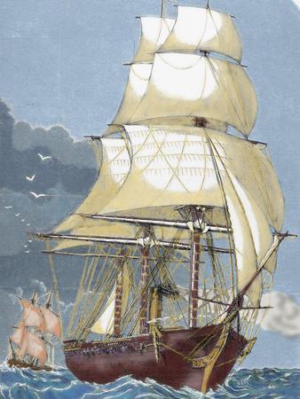 Clipper, 19th Century