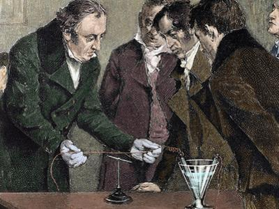 Danish Physicist and Chemist. Oersted Discovers Electromagnetism