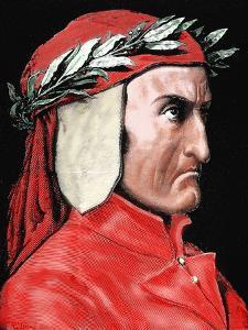 Dante Alighieri (1265-1321). Italian Poet by Pannemaker by Prisma Archivo