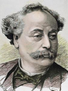 French Novelist and Playwright. Illegitimate Son of Alexandre Dumas by Prisma Archivo