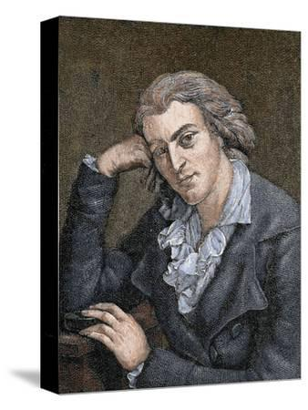 German Poet, Philosopher, Historian, and Playwright
