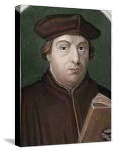 Martin Luther (Eisleben, 1483, Eisleben, 1546) by Prisma Archivo