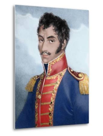 Military and Venezuelan Statesman Called 'The Liberator'