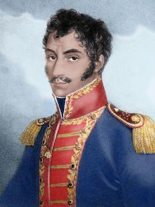Military and Venezuelan Statesman Called 'The Liberator' by Prisma Archivo