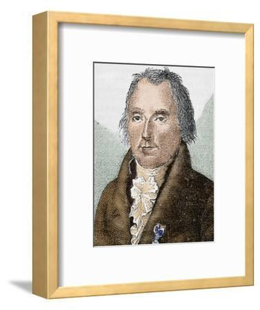 Pierre Simon De Laplace (1749-1827). French Mathematician, Physicist and Astronomer