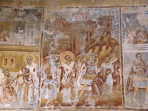 Saint Nicholas Church, Turkish Period, Mystra, Province of Lakonia, Peloponeso, Greece by Prisma Archivo