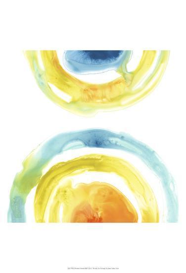 Prisma Circuit III-June Erica Vess-Art Print
