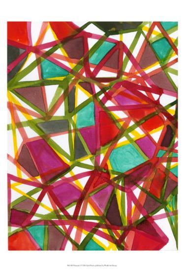Prismatic I-Jodi Fuchs-Art Print