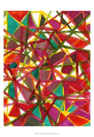 Prismatic II-Jodi Fuchs-Art Print