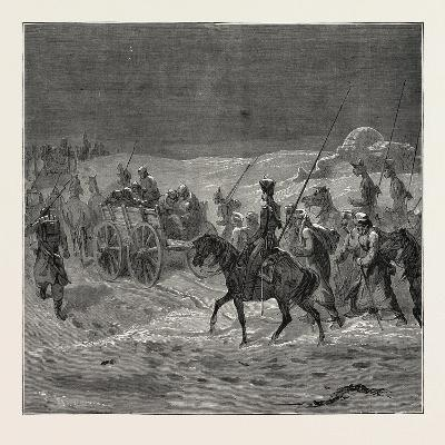Prisoners on the Road to Siberia--Giclee Print