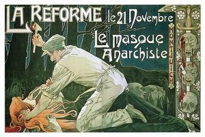 La Reforme by Privat Livemont