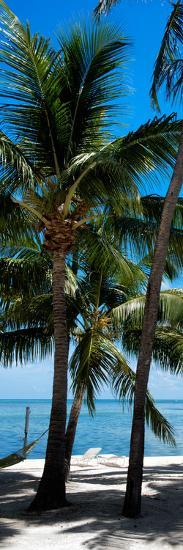 Private Beach - Florida-Philippe Hugonnard-Photographic Print
