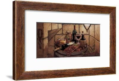 Private Reserve-Janet Kruskamp-Framed Art Print